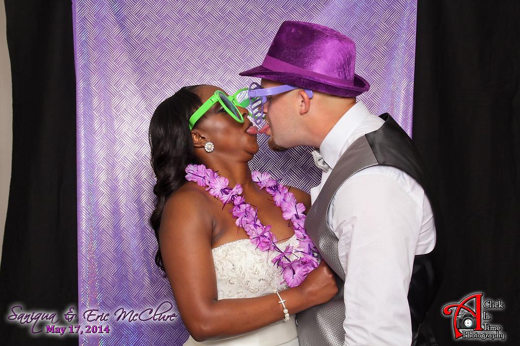 Eric & Saniqua McClure 5-17-2014