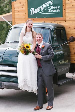Eric and Katie Wedding