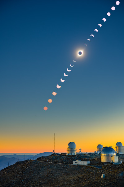 2019 Chile Total Solar Eclipse