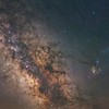 Milky Way Core Region