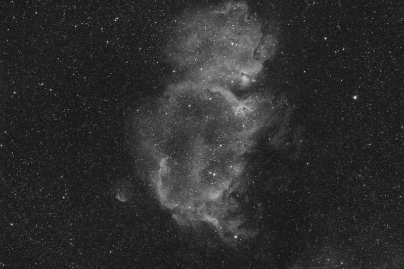 Soul Nebula H-alpha