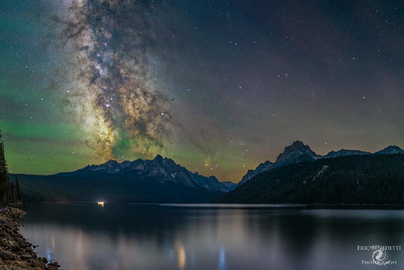 A Grand Milky Way