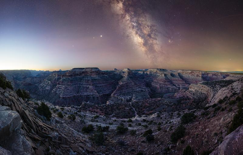 Twilight Milky Way, pt deux