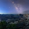 Twilight Milky Way