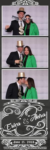 Erica & Akira's Wedding