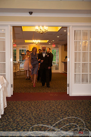 Entrances and 1st Dance