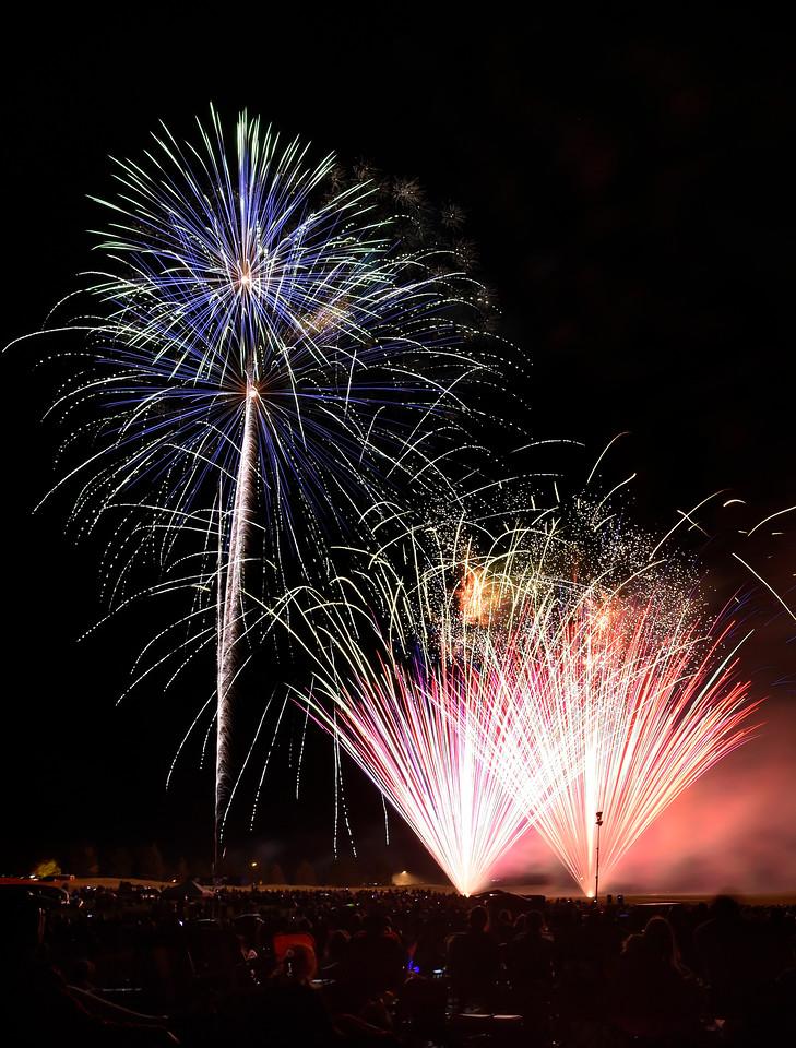 Erie Fireworks