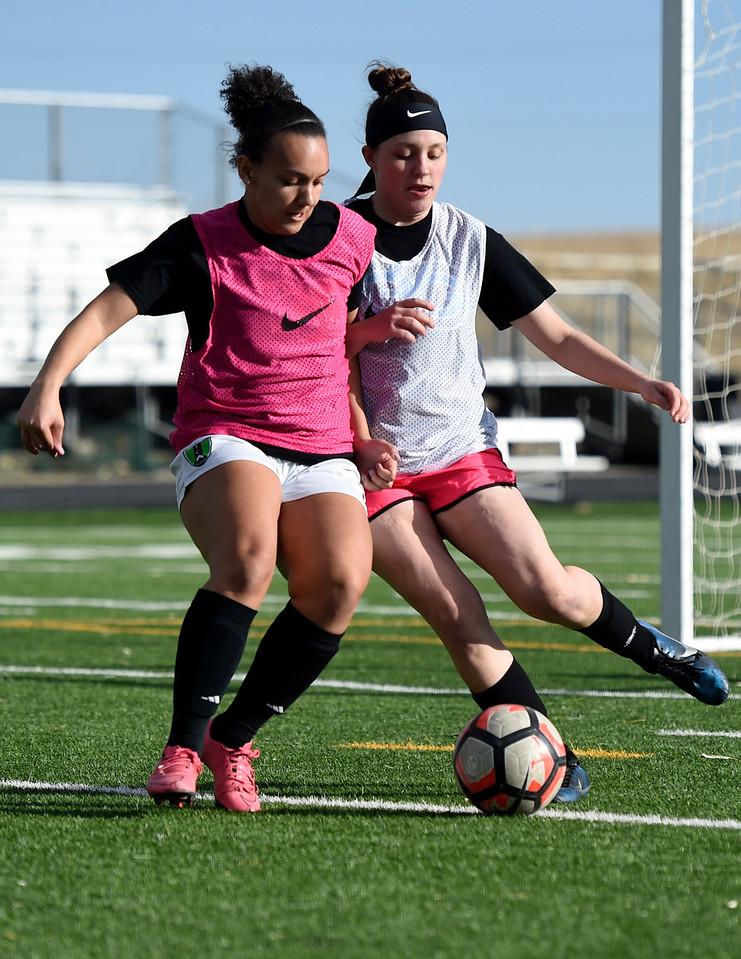 Erie Girls Soccer