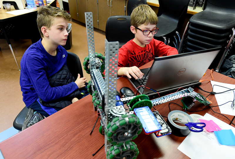 Erie Robotics STEM
