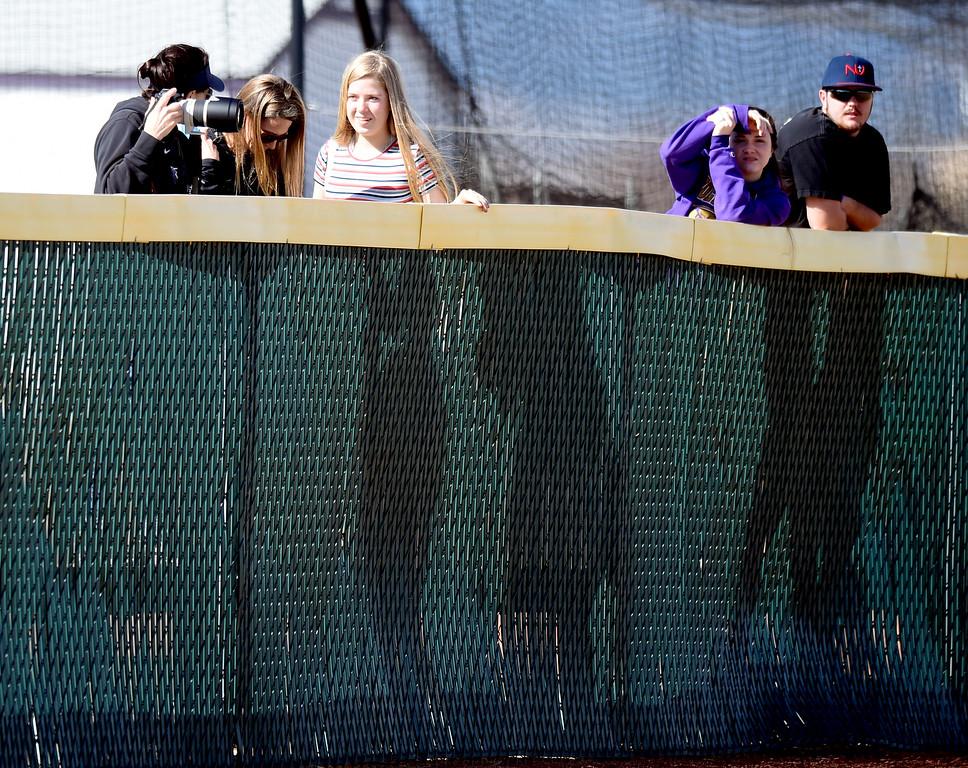 Erie at Holy Family Baseball