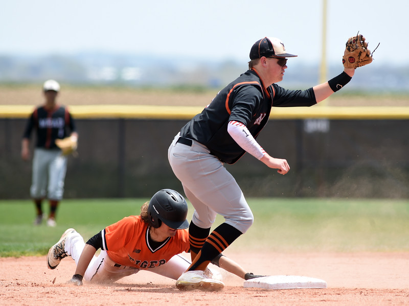 Erie at Mead Baseball