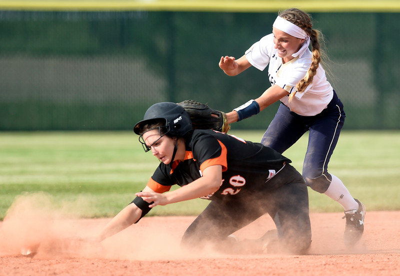 Erie vs Frederick Softball