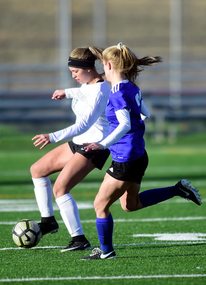 Erie vs Longmont Soccer
