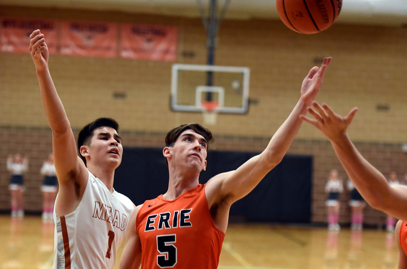 Erie vs Mead Boys Hoops