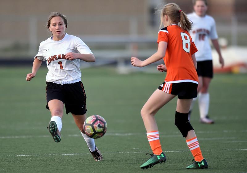 Erie vs Mead Girls Soccer