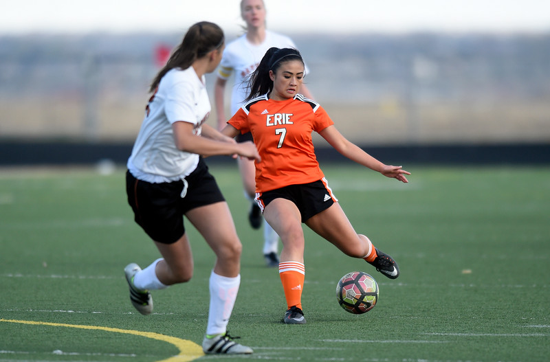 Erie vs Mead Girls Soccer