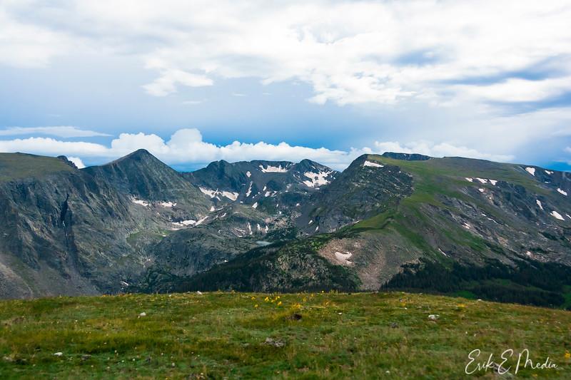 Trail Ridge in Rocky Mountain National Park