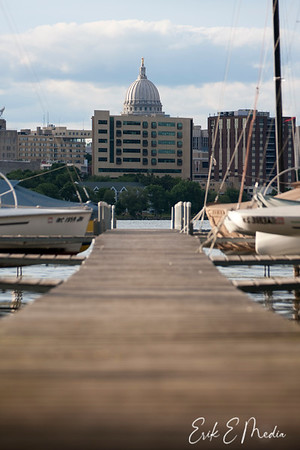 Pier at the Capitol