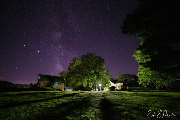 Stars Above the Farm