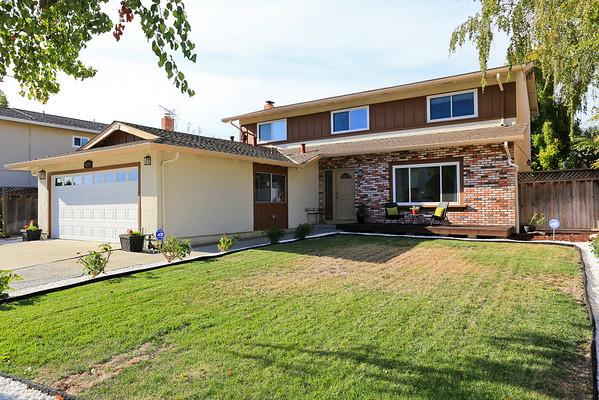 6159 Heathercreek Way San Jose, CA  95123