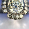 2.67ct Antique Cushion Cut Diamond in Iris Halo, by Erika Winters 49