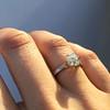 1.54ct Old European Cut Diamond Solitaire GIA L VS1 Grace Solitaire 29