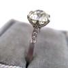 1.54ct Old European Cut Diamond Solitaire GIA L VS1 Grace Solitaire 18