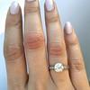 1.54ct Old European Cut Diamond Solitaire GIA L VS1 Grace Solitaire 23