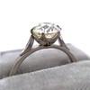 1.54ct Old European Cut Diamond Solitaire GIA L VS1 Grace Solitaire 17