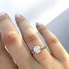 1.54ct Old European Cut Diamond Solitaire GIA L VS1 Grace Solitaire 25