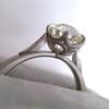 1.54ct Old European Cut Diamond Solitaire GIA L VS1 Grace Solitaire 2