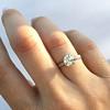 1.54ct Old European Cut Diamond Solitaire GIA L VS1 Grace Solitaire 26