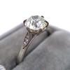 1.54ct Old European Cut Diamond Solitaire GIA L VS1 Grace Solitaire 5