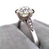 1.54ct Old European Cut Diamond Solitaire GIA L VS1 Grace Solitaire 3