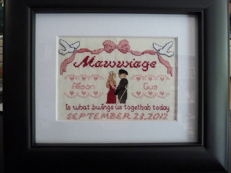 Mawwiage xstitch gift for Nic_002