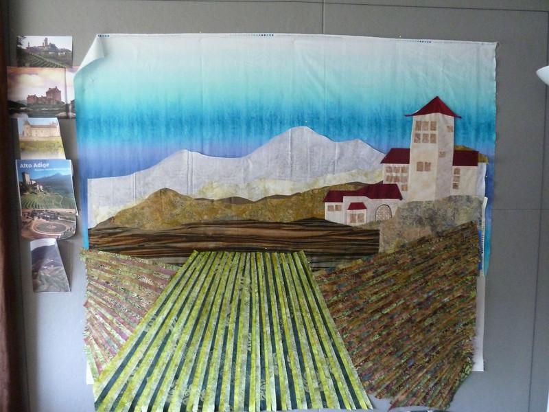 Jerry-Melissa chateau quilt_001