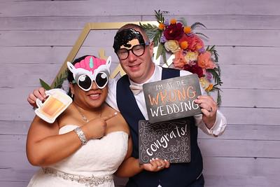 Erin & Brian's Wedding Reception