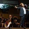 "Evan ROss performs Qiuseppe Verdi's ""L'onore! Ladri"" from ""Falstaff"" at the Chautauqua Symphony Orchestra Opera Highlights Concert in the Amp on Saturday, July 15, 2017. ERIN CLARK / STAFF PHOTOGRAPHER"