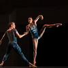 Charlotte Ballet dancers James Kopecky and Alessandra Ball James performed with the Chautauqua Symphony Orchestra in the Amphitheater on Tuesday, June 11, 2017. ERIN CLARK / STAFF PHOTOGRAPHER