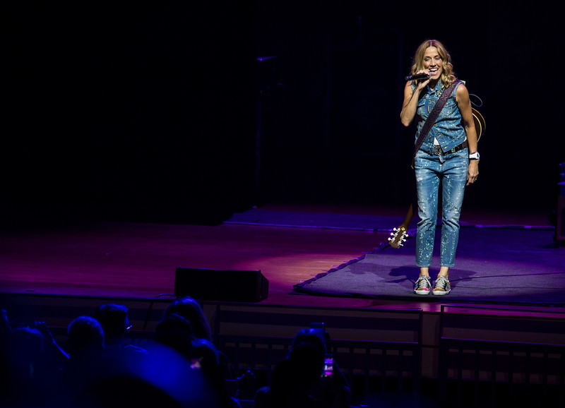 "Sheryl Crow performs her ""Be Myself Tour"" in the Amp on Friday, June 14, 2017. ERIN CLARK / STAFF PHOTOGRAPHER"