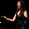 "Chelsea Friedlander, a soprano, sings ""Emily's Aria"" from Our Town by Ned Rorem during the Young Artist Sing-In at Norton Hall on Monday, June 19, 2017. ERIN CLARK / STAFF PHOTOGRAPHER"