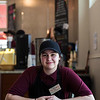 Madison Gross poses for a portrait in Brick Walk Cafe on Wednesday, July 19, 2017. ERIN CLARK / STAFF PHOTOGRAPHER