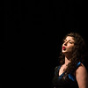 Chelsea Friedlander, a soprano, sings Emily's Aria from Our Town by Ned Rorem at the Chautauqua Opera Evening of Arias on Monday, June 19, 2017. ERIN CLARK / STAFF PHOTOGRAPHER