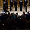 "Cantus performs ""No Greater Love Than This"" at Lenna Hall on Tuesday, June 26, 2017. ERIN CLARK / STAFF PHOTOGRAPHER"