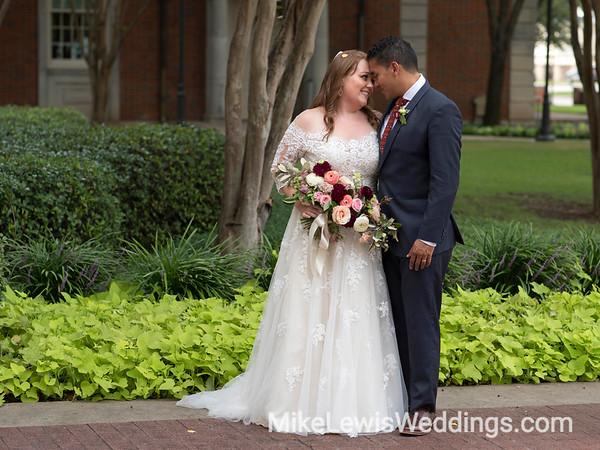 Erin & David Wedding
