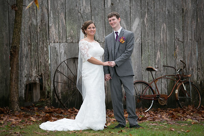 Erin & Taylor {Married}