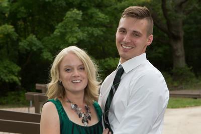 Erin and Jarrett