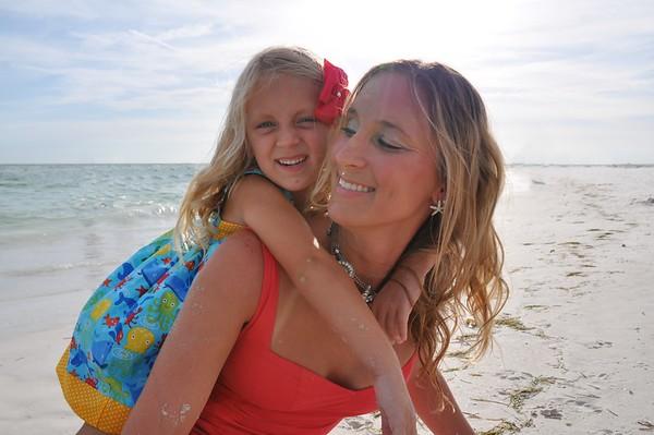 Sarasota Family Portrait by Ann Coffman Photography