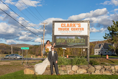 Vermont Wedding Photography - Erin&Alex