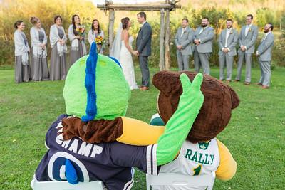 Wedding Photography Vermont Mascots